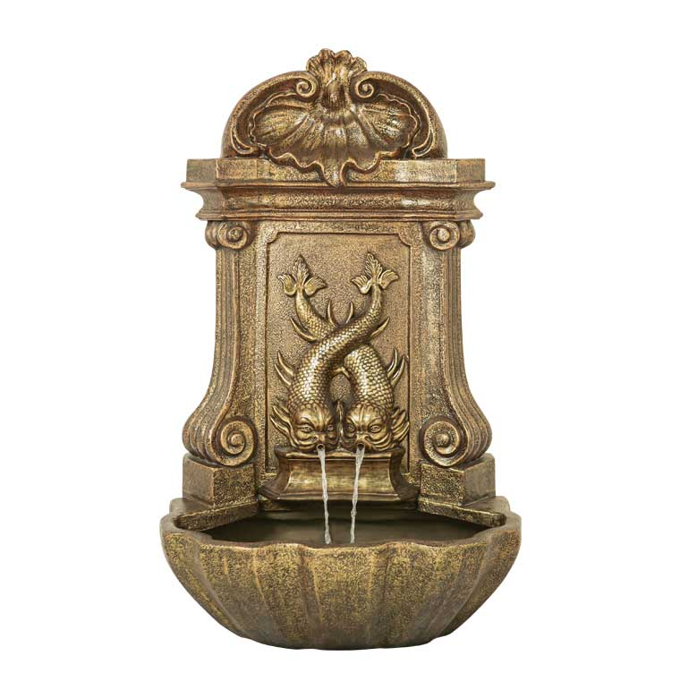 French Wall Fountain