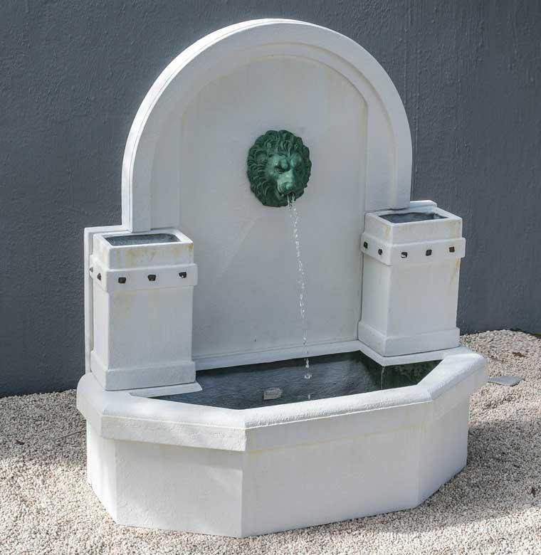 Normandy Fountain
