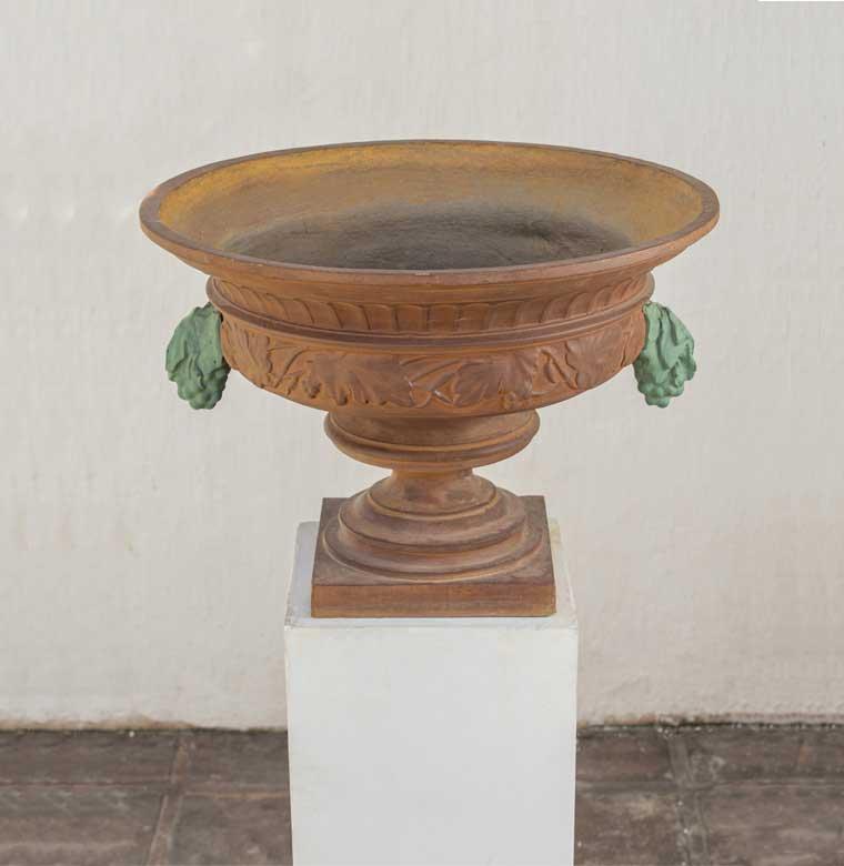 Pietro Val d Osne Grape Urn