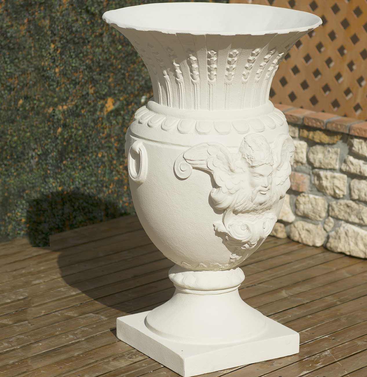 Outdoor Stoneware