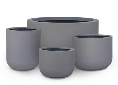 Pietro Stoneware U Shape Pots
